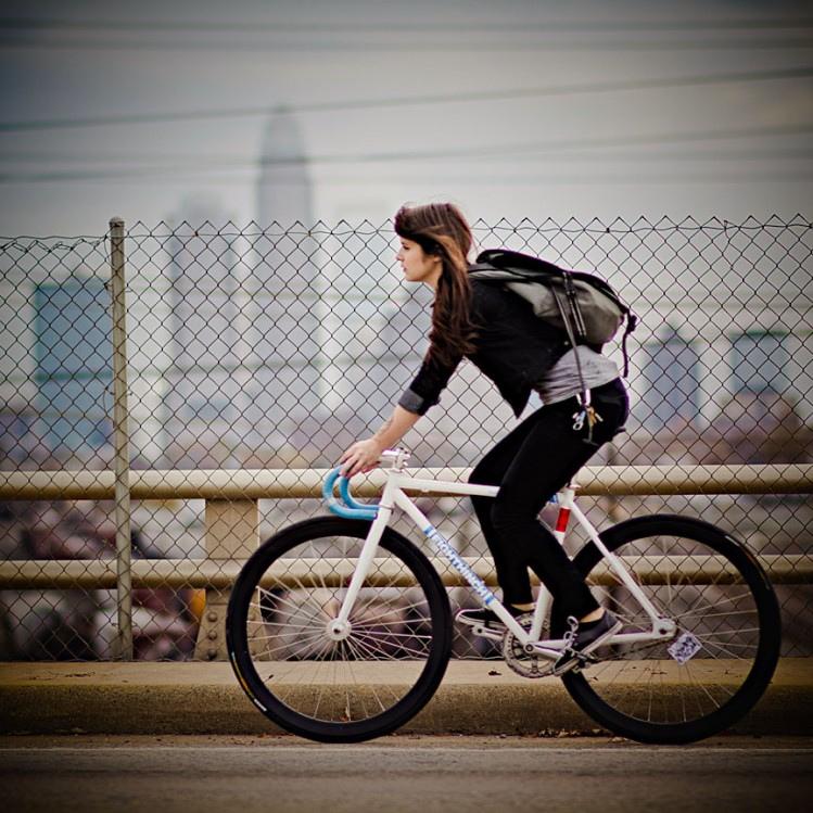 maksimalus širdies ritmo bėgimas ir sveikata dviračiu