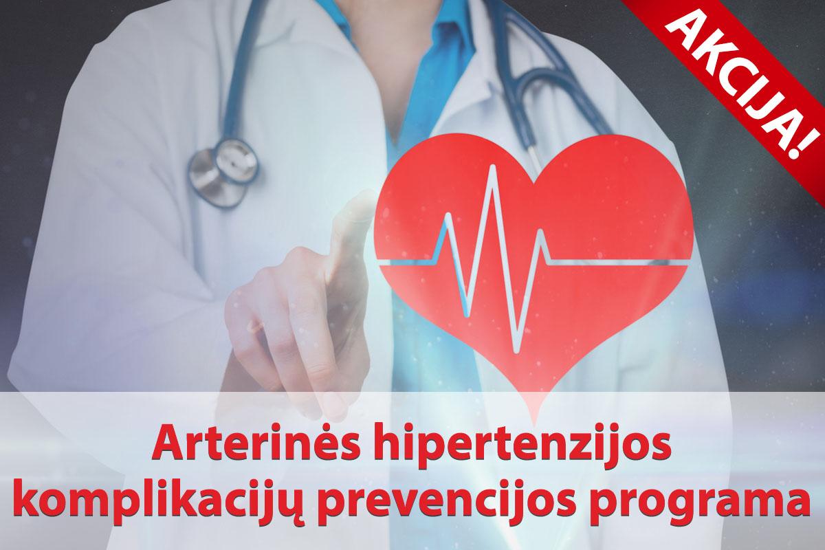 taigi hipertenzijos prevencija migdolų širdies sveikata