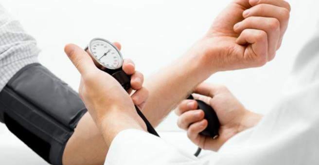 hipertenzija sukelia tyrimus