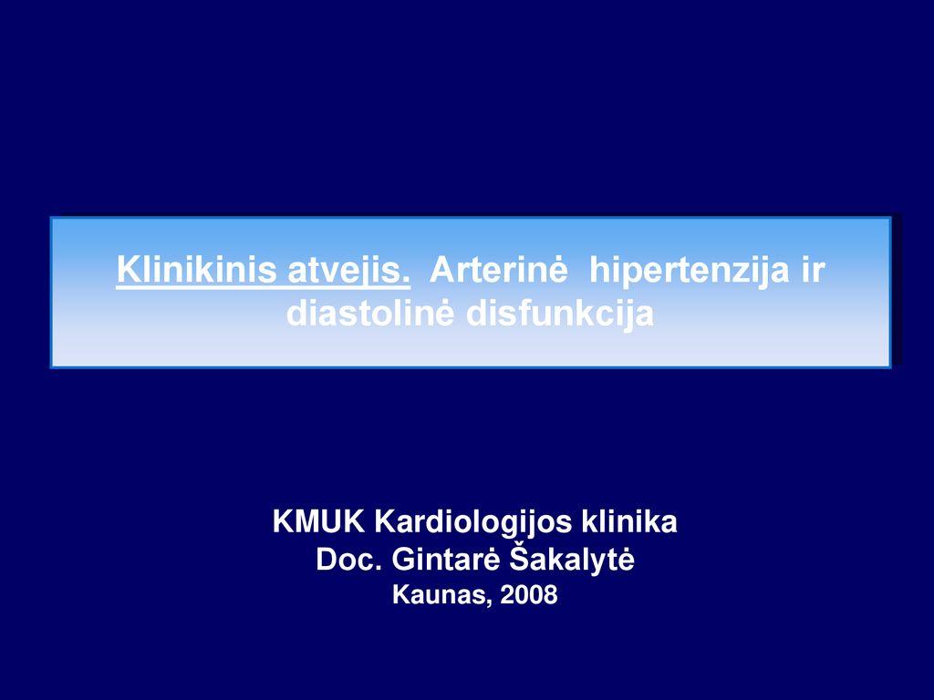 hipertenzija ir medis ar galima hipertenzijai naudoti kardiomagnetą