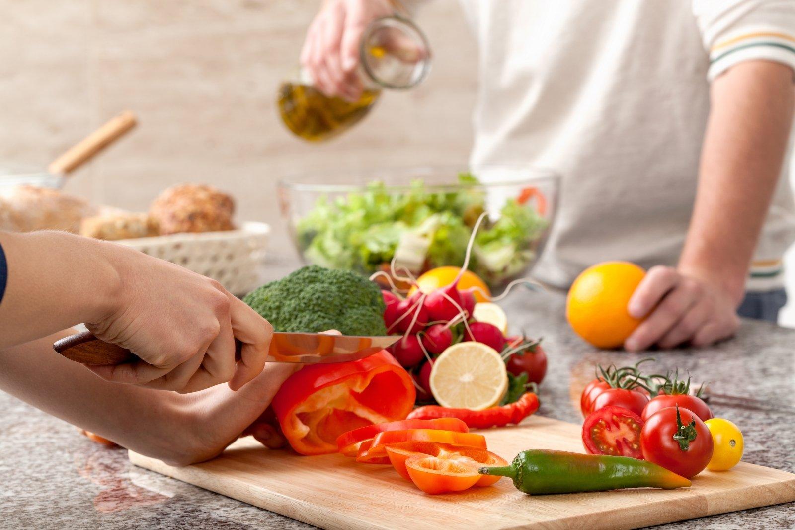 vegetariškos dietos širdies sveikata ką galima ir ko negalima daryti sergant hipertenzija