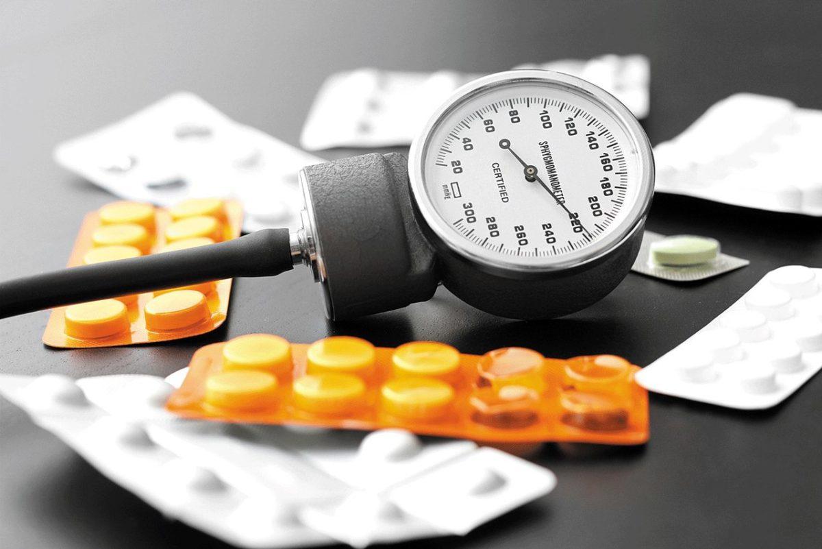 hiperadrenerginės hipertenzijos gydymas