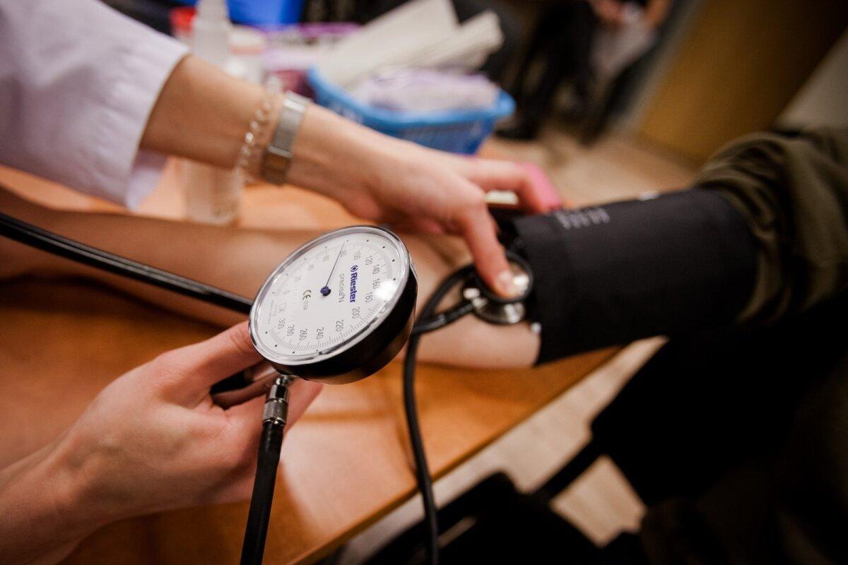 žemo kraujospūdžio hipertenzijoje priežastys