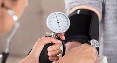 hipertenzijos hospitalizavimas kaip susiję hipertenzija ir diabetas