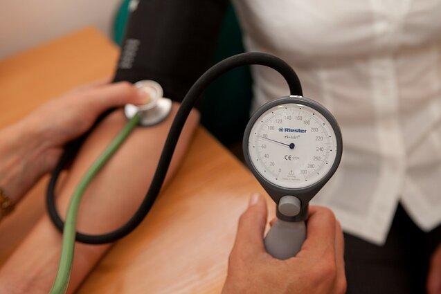 sveikatos apie hipertenziją hipertenzijos su bradikardija gydymo režimas