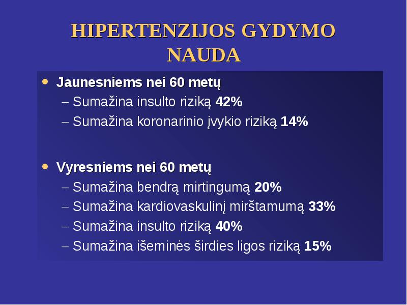 aguonos nuo hipertenzijos