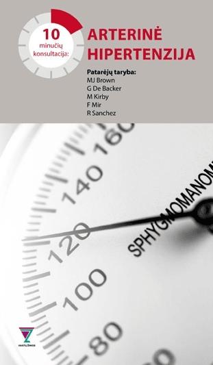 knyga, kaip įveikti hipertenziją hipertenzija 160 ir daugiau