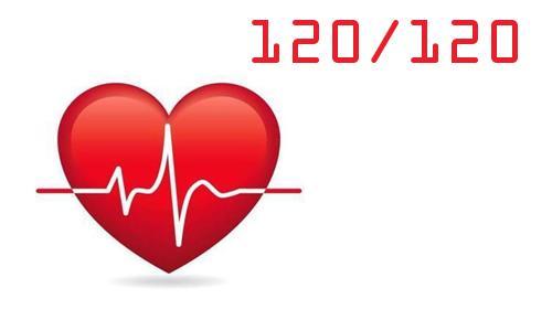 koks yra apatinis ir viršutinis hipertenzijos slėgis