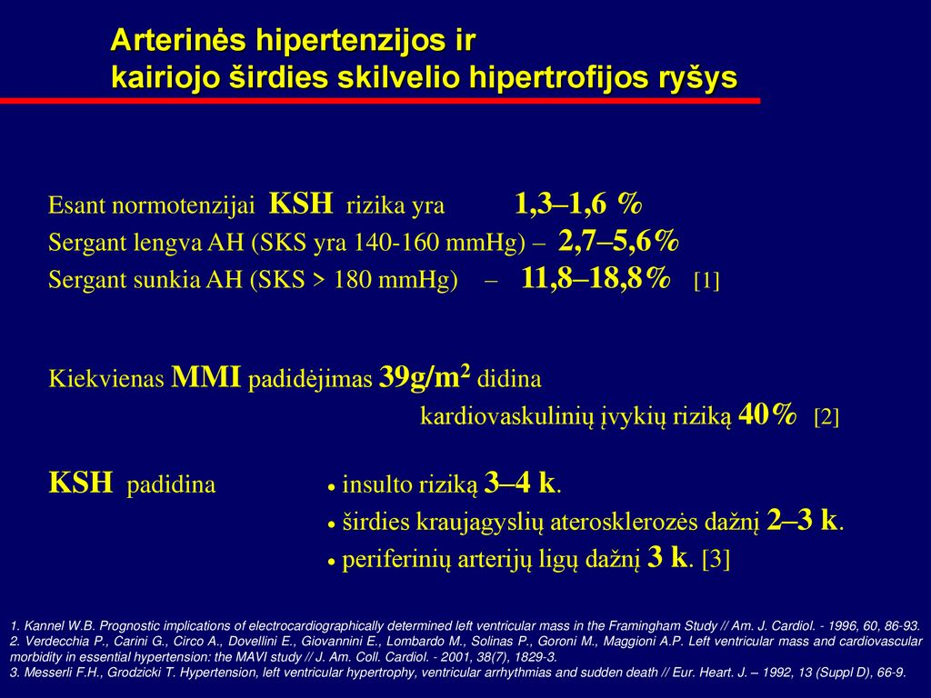 sveika mityba sergant hipertenzija