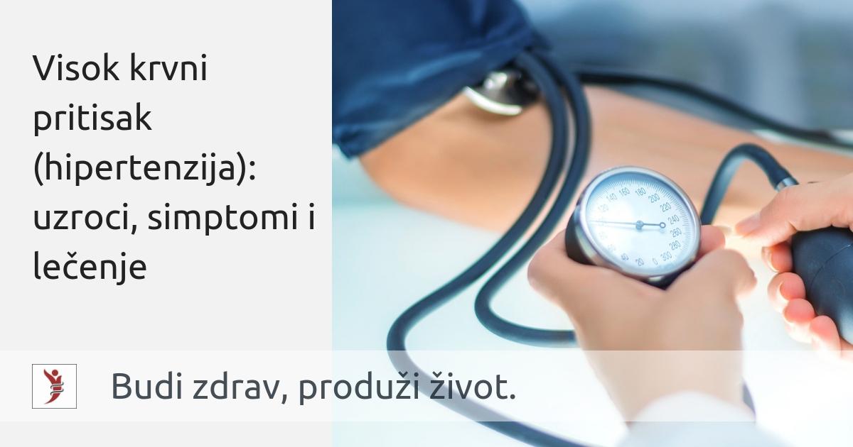 hipertenzija su konvulsiniu sindromu