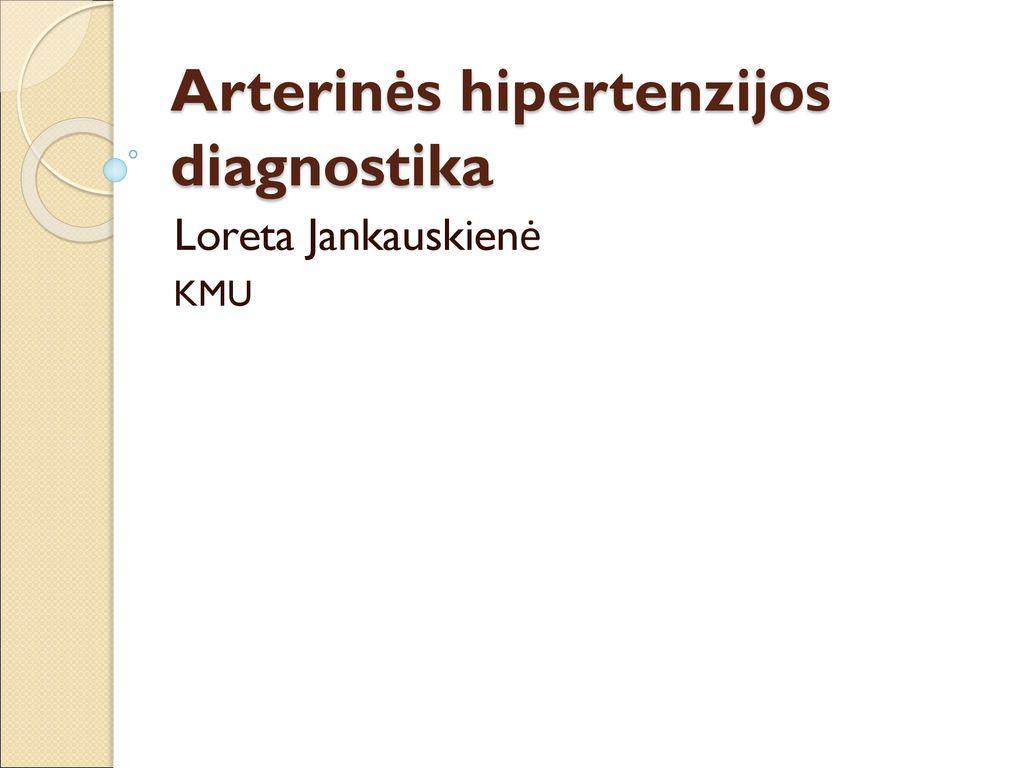 hipotenzija ezoterinė priežastis gimdymas su hipertenzija