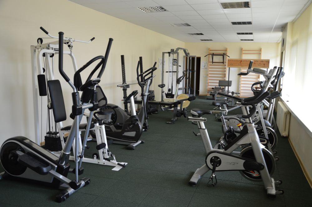 ar galima sportuoti salėje su hipertenzija