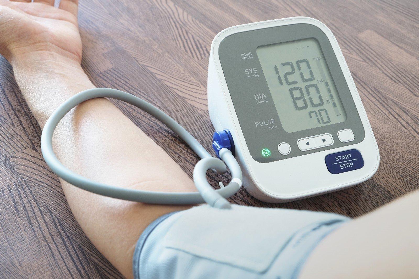 kuo pavojingas zemas kraujo spaudimas