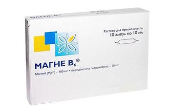 hipertenzija magnio b6 nuo ko gali būti 3 laipsnio hipertenzija