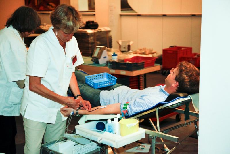 Kraujo donorystės nauda sergantiems arterine hipertenzija / Naujienos