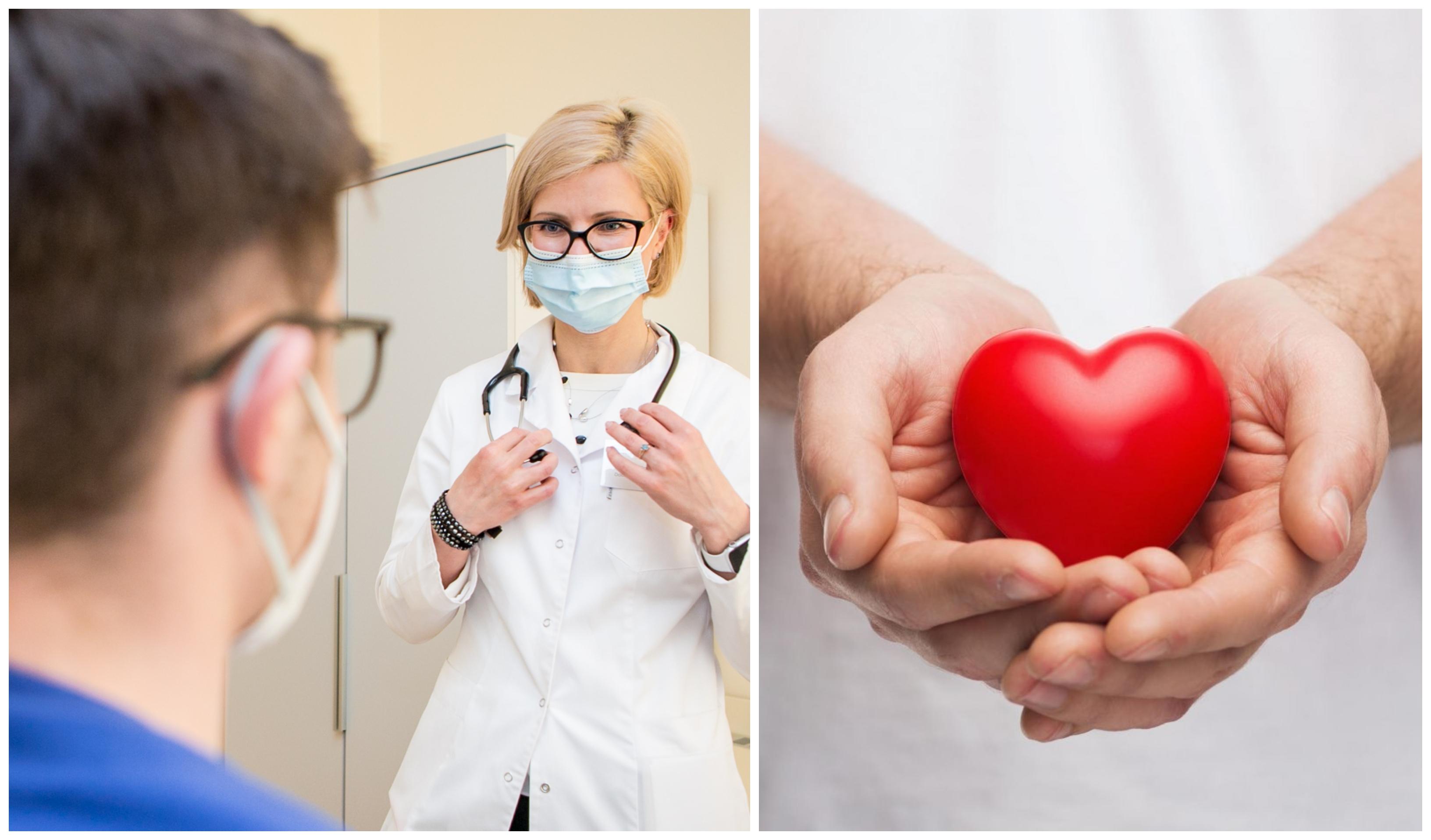 laboratorinė diagnostika ir hipertenzija išsamiai apie hipertenziją
