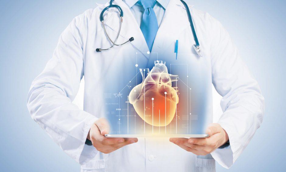 kalio ir širdies sveikata kas varva hipertenzija