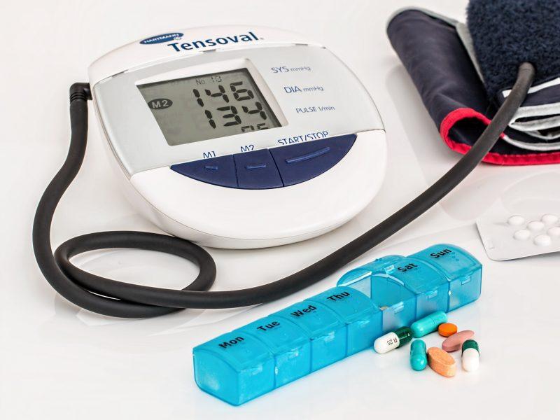 naujausi hipertenzijos laimėjimai