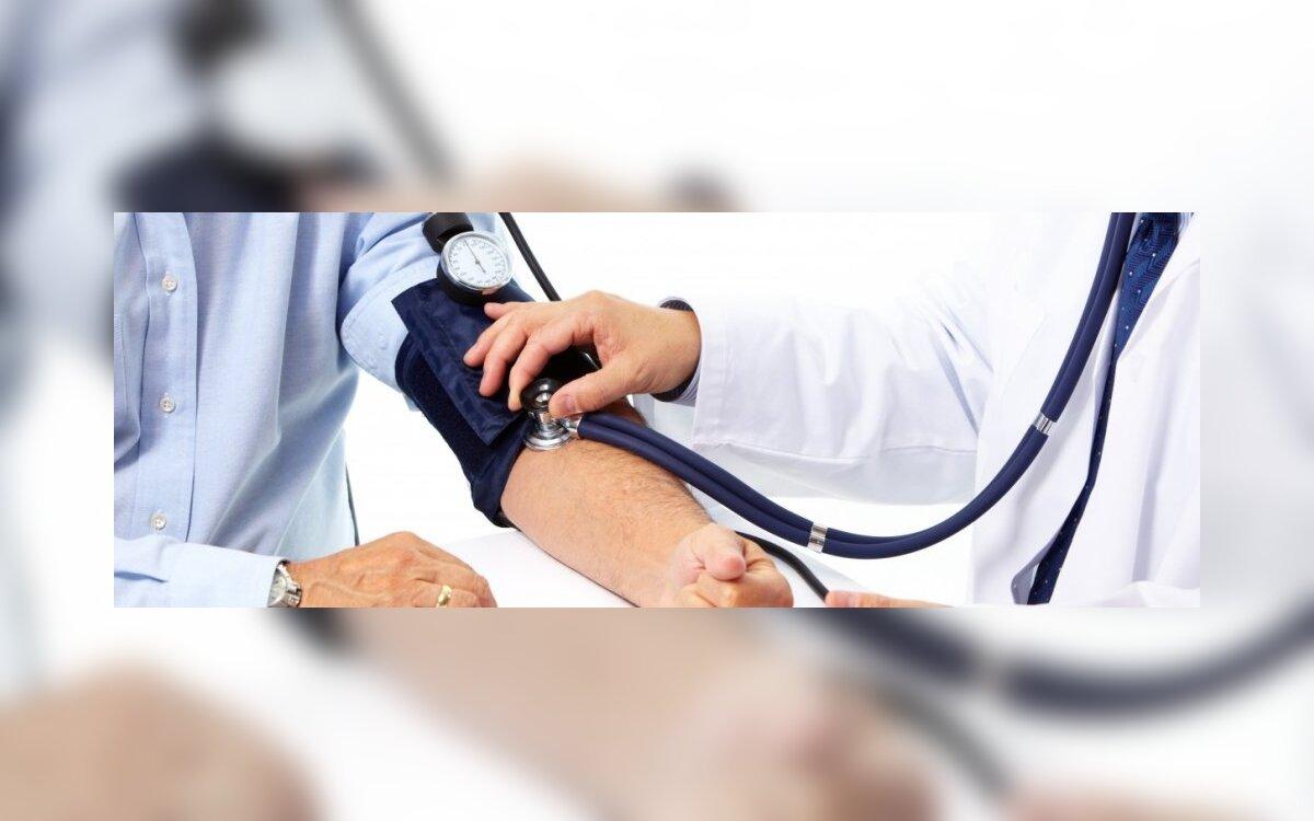 magnio gydymas hipertenzijai gydyti