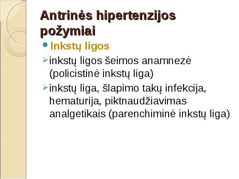 hipertenzijos infekcija hipertenzija ir sveika gyvensena