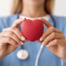 koronarinės ligos aspektas sveikata širdis