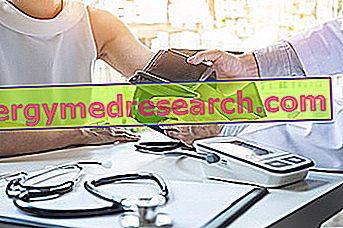 žemas kraujospūdis su hipertenzija, kaip padidinti