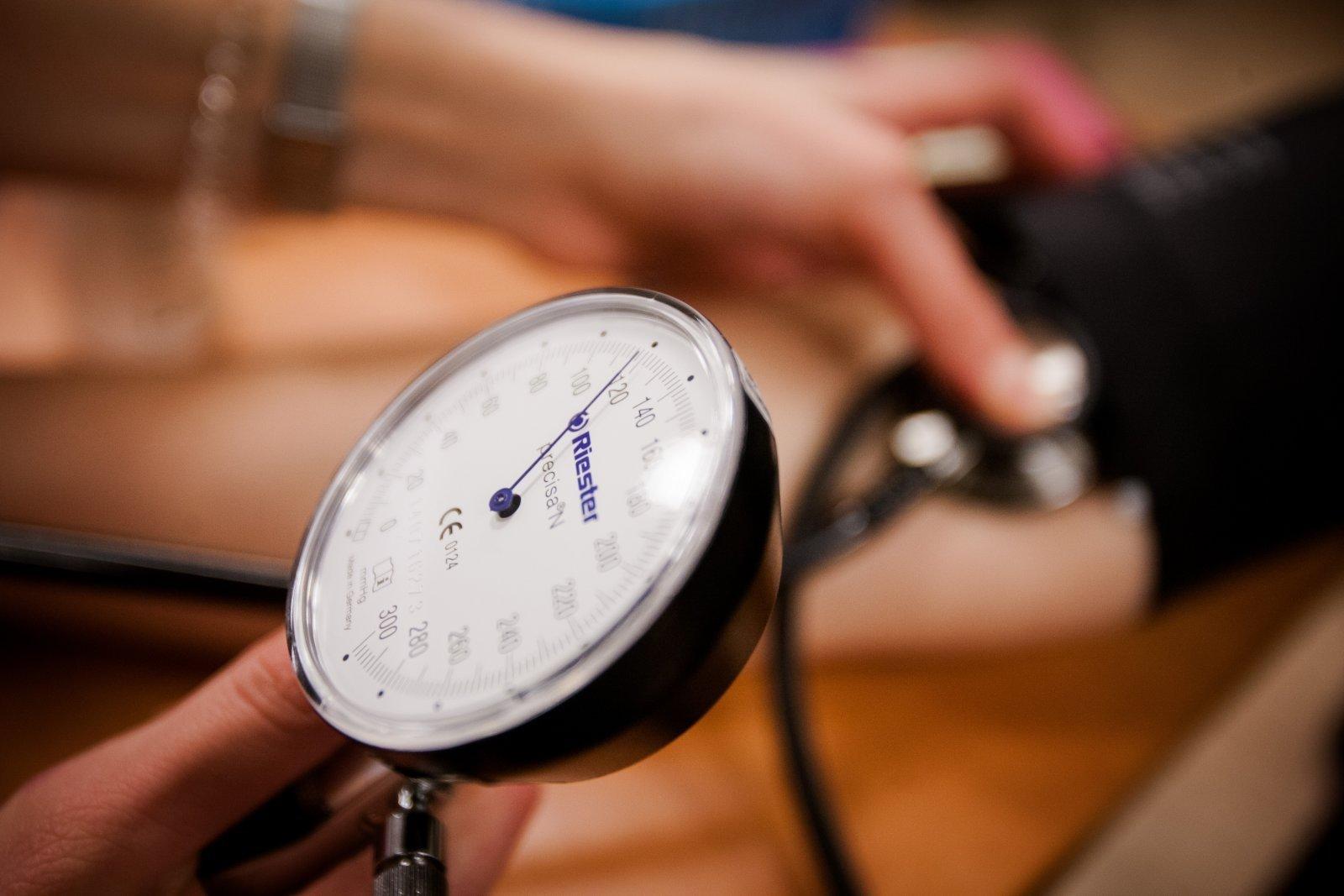 kodėl hipertenzija 50 metų