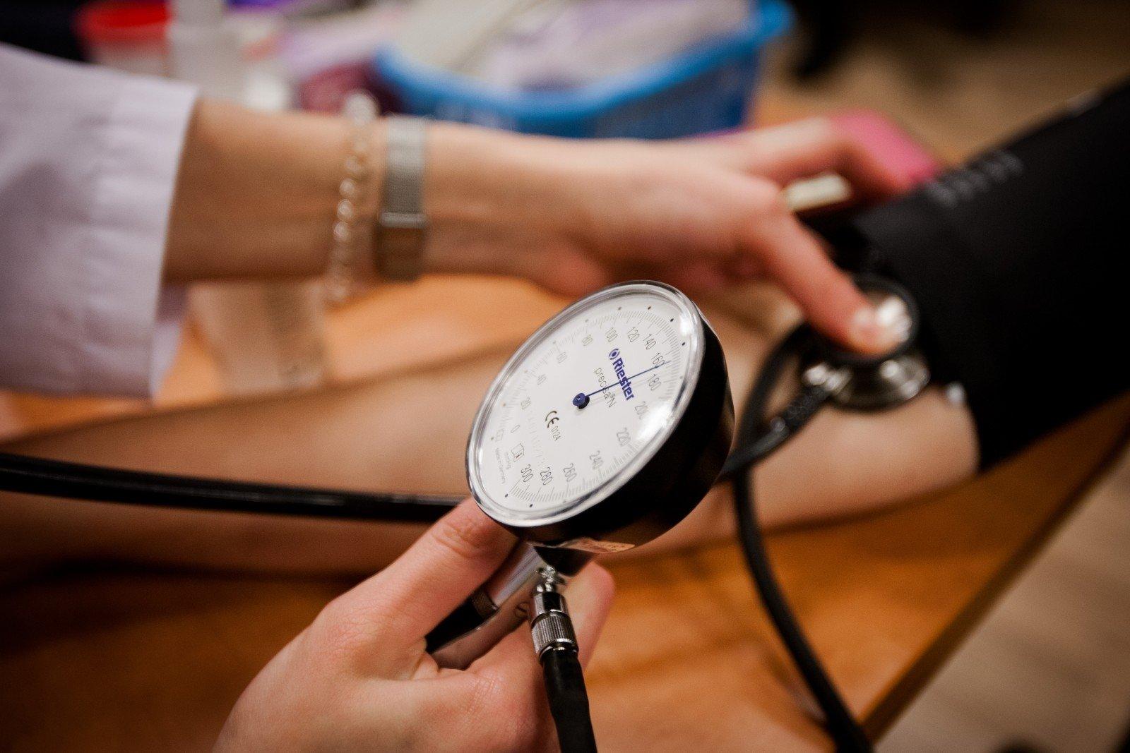 kardiologo patarimai dėl hipertenzijos gydymo