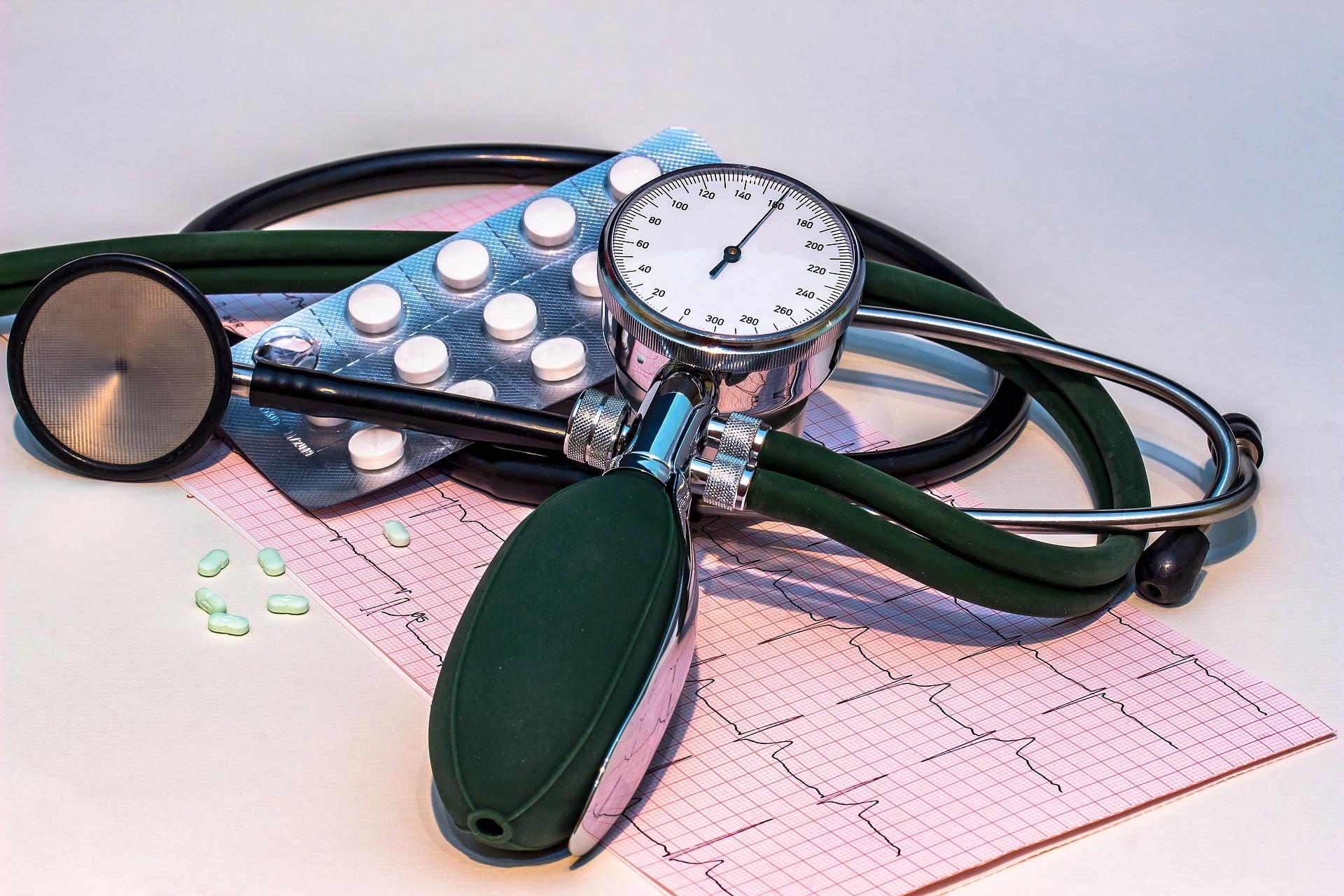 hipertenzijos schema