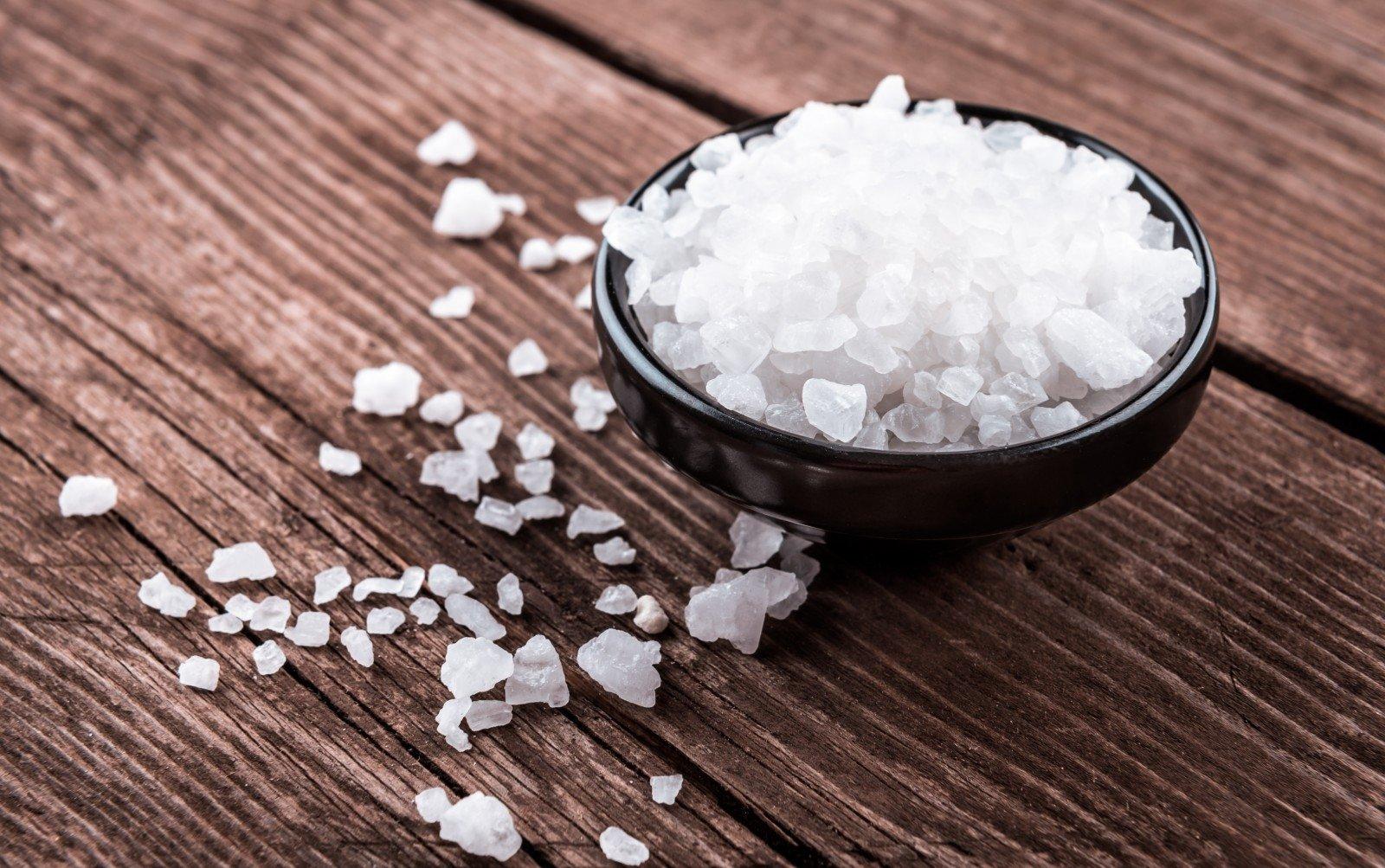 druska gydant hipertenziją