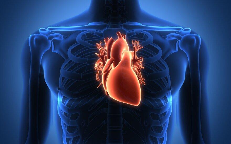 hipertenzija padeda namuose