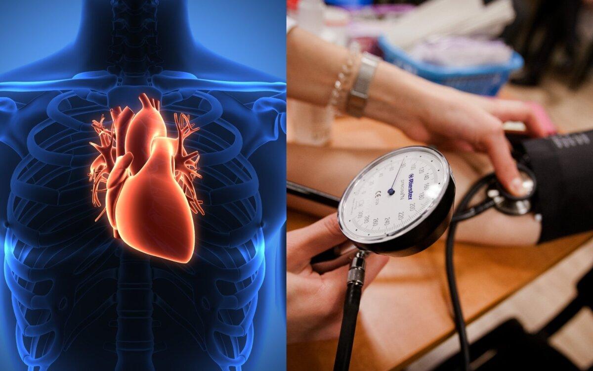 hipertenzijos kojos nutirpsta kaip kultūrizmas siejamas su hipertenzija