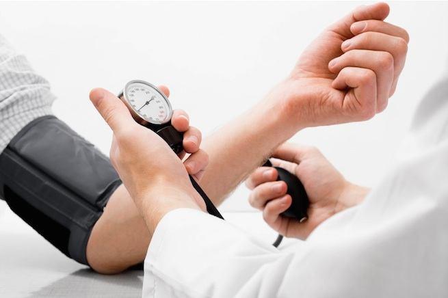 hipertenzija atsikratė