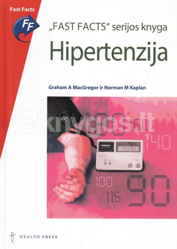 hipertenzija nuo to, kas vyksta ir kaip