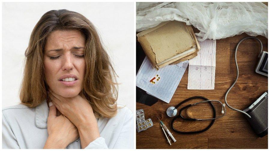 lėtinis tonzilitas ir hipertenzija miego svarba širdies sveikatai