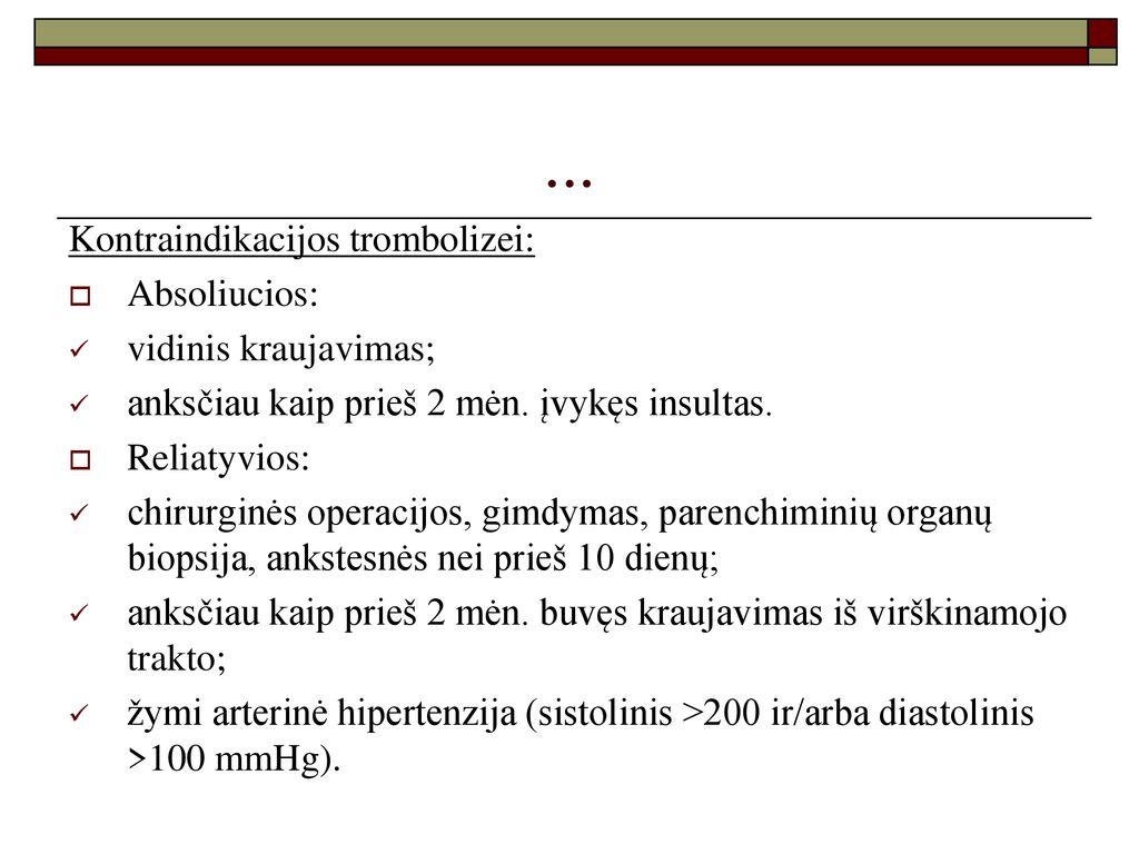 refrakterinė hipertenzija. hipertenzija pagyvenusių žmonių gydymas