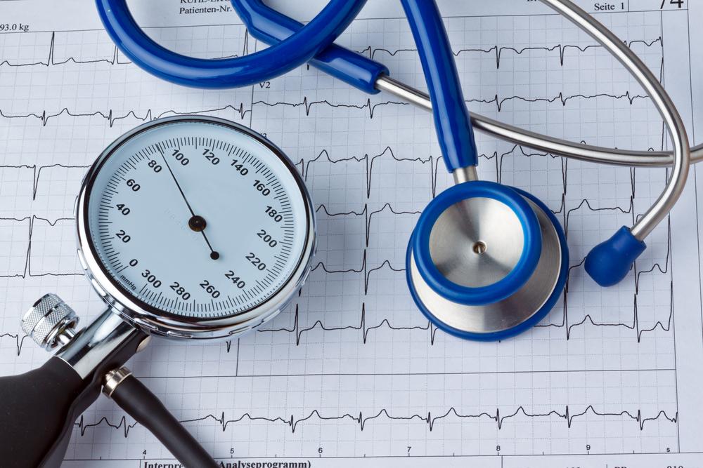 slėgis su pirmo laipsnio hipertenzija
