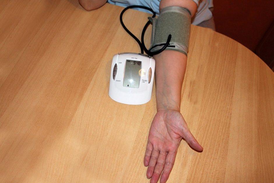 vaistai, didinantys kraujospūdį nuo hipertenzijos kurso hipertenzija