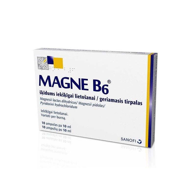 magnis b-6 hipertenzijai gydyti kaip numalšinti galvos skausmą sergant hipertenzija