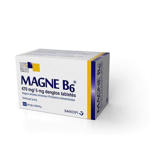 hipertenzija gydymas magne b6