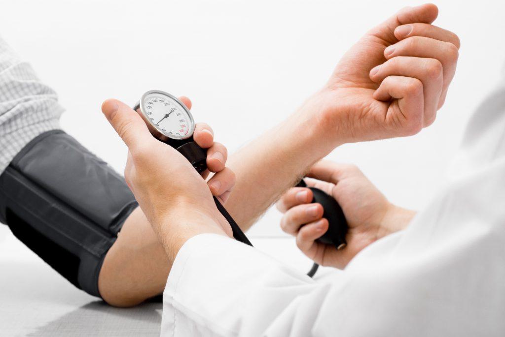 pranašaujantys hipertenziją