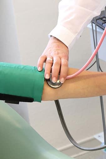 hipertenzijos simptomai ir diagnozė