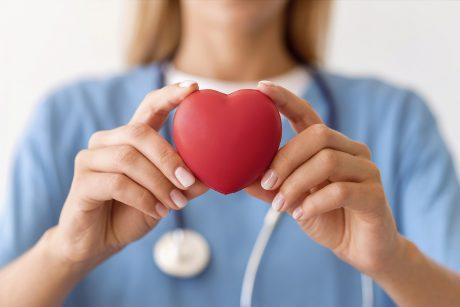 9 maisto produktai, palaikantys sveiką širdies ir kraujagyslių sistemą